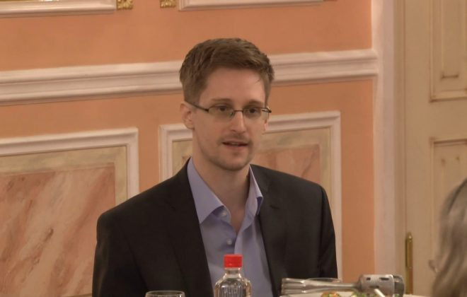 Edward Snowden. TheWikiLeaksChannel. CC BY 3.0