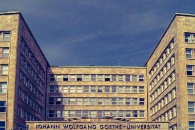 Goethe-Universität, Frankfurt