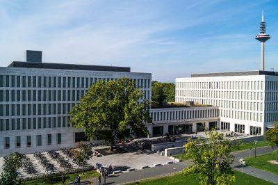 Juristische Fakultät, Frankfurt