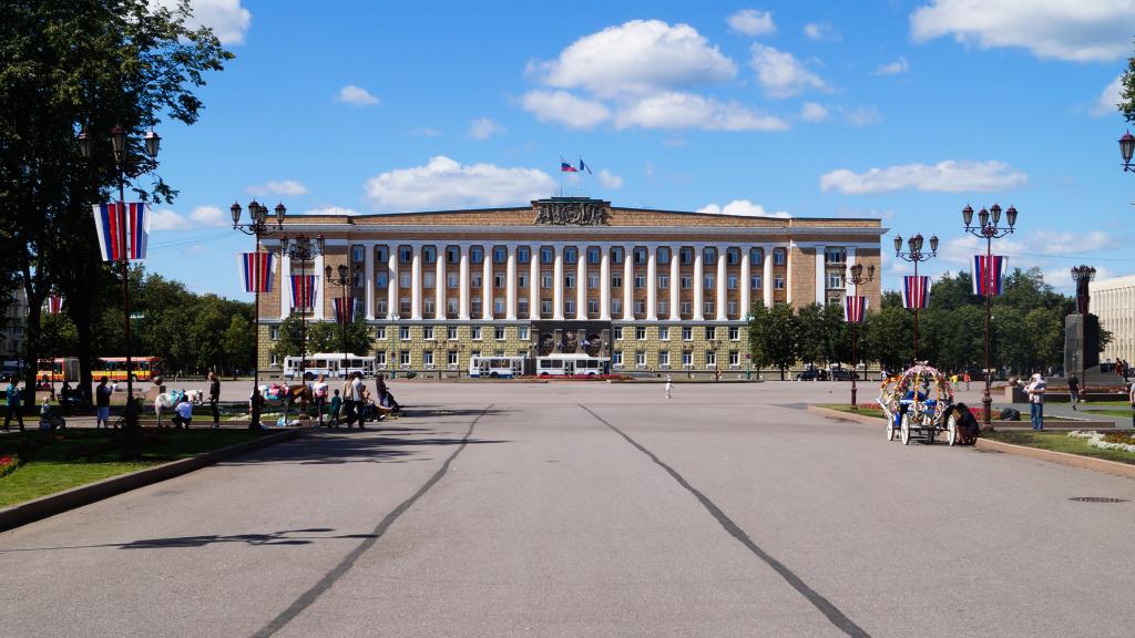 Sophienplatz, Velikyi Novgorod