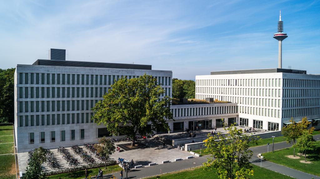 Juristische Fakultät, Goethe-Uni Frankfurt