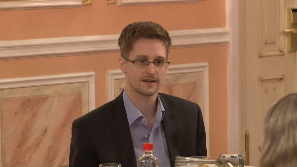 Edward Snowden. TheWikiLeaksChannel. CC BY 3.0