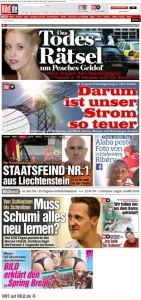 Bild.de-Screenshot 8. April 2014, 12:50