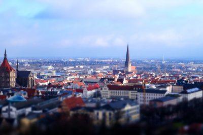 Skyline, Rostock