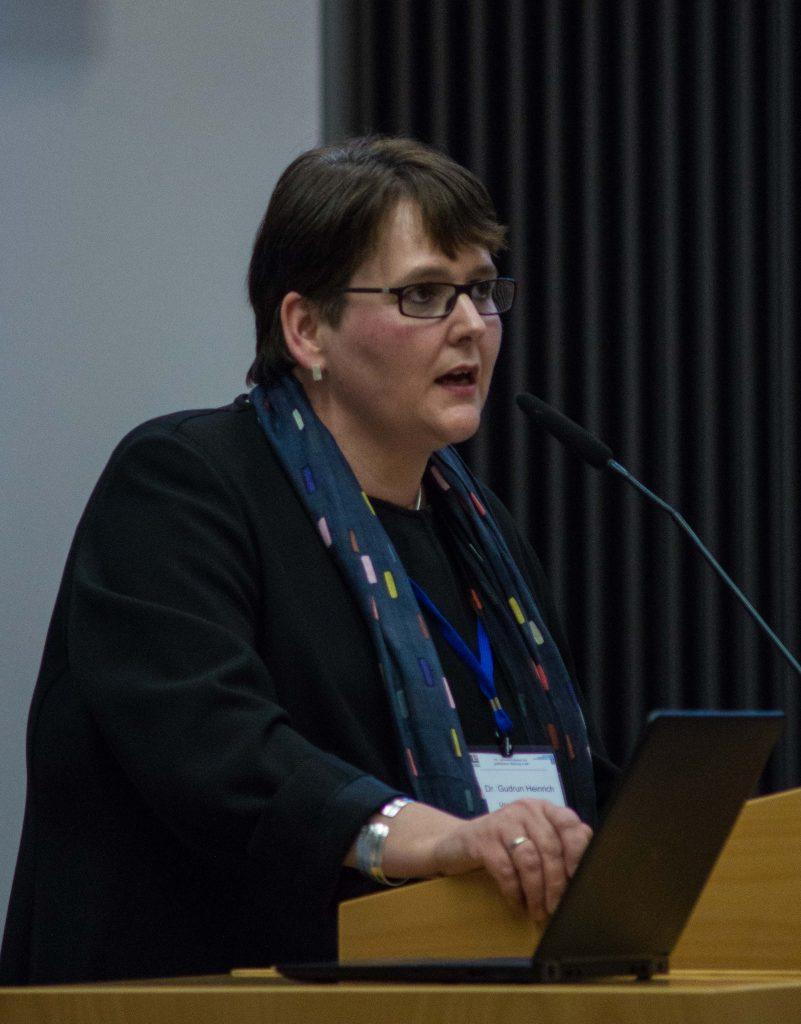 Dr. Gudrun Heinrich, Deutsche Vereinigung für politische Bildung e.V.