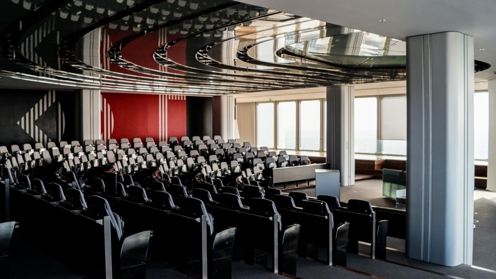 Deutsche Bahn, Auditorium