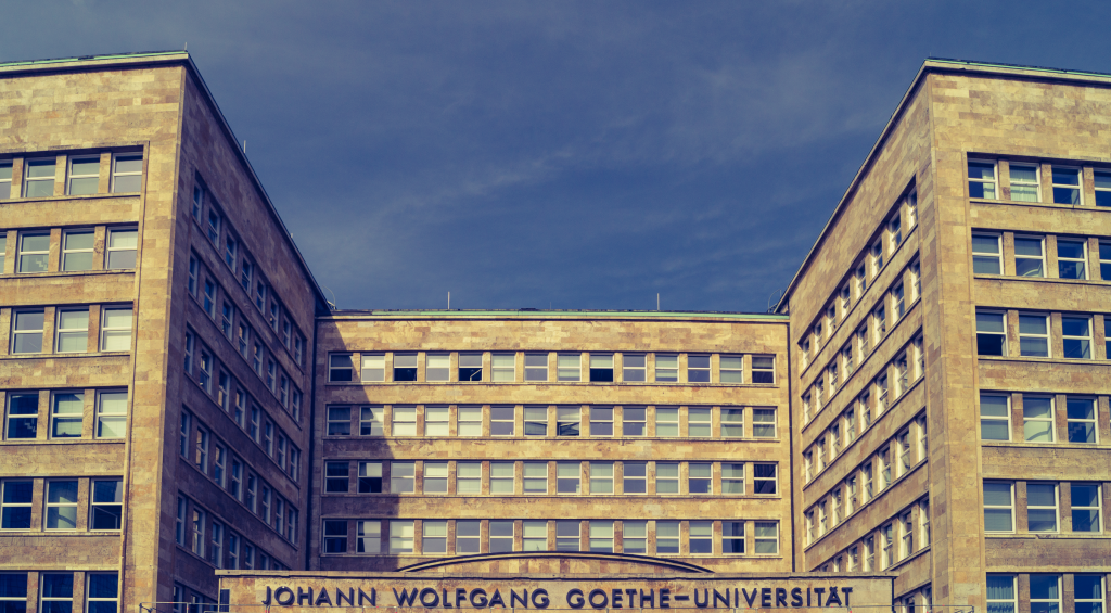 Goethe-Uni, Frankfurt/Main